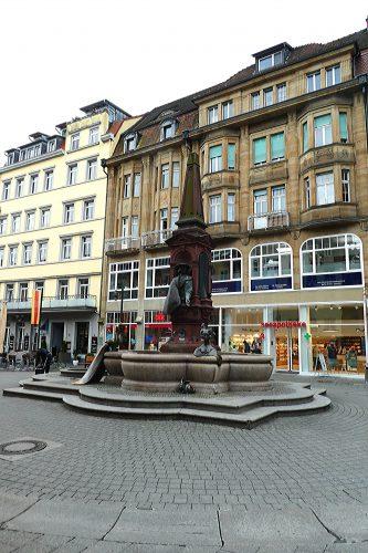 Lieblingsorte in Konstanz: Kaiserbrunnen