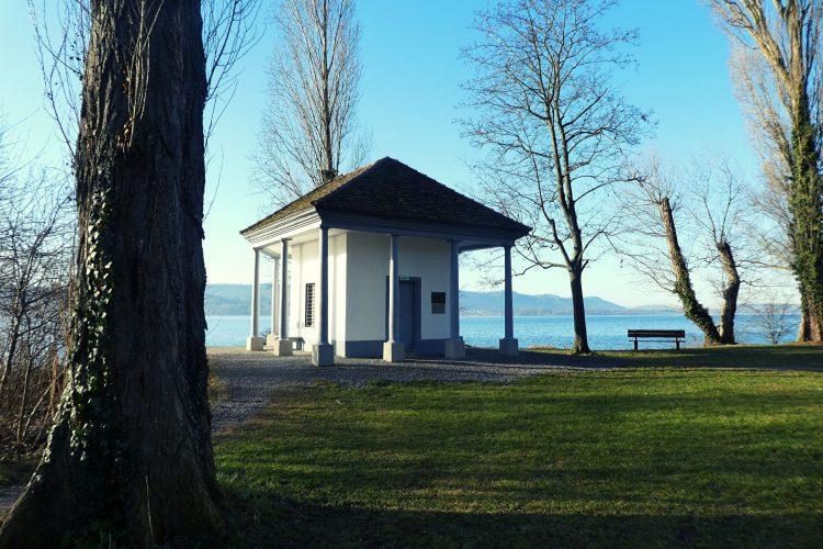 Radolfzell am Bodensee: Urkundenhäuschen