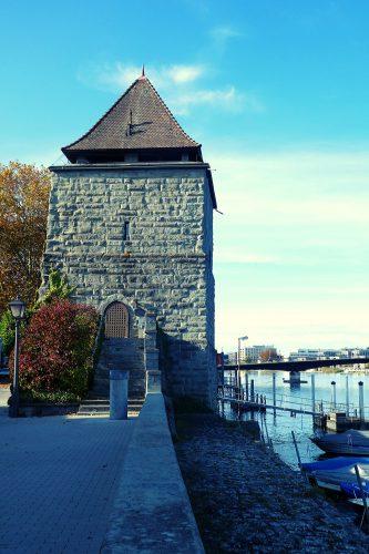 Lieblingsorte in Konstanz: Der Pulverturm