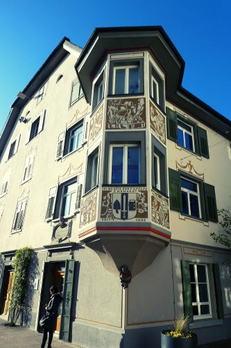 Alte Stadtapotheke in Radolfzell