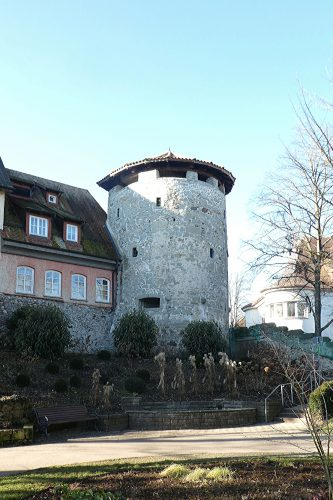 Radolfzell am Bodensee: Höllturm