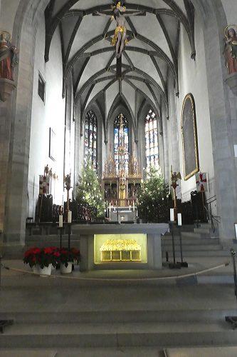 Radolfzeller Münster Altar