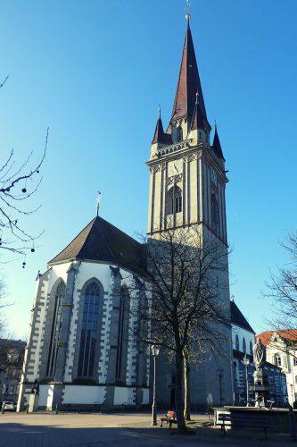 Radolfzell am Bodensee: Münster