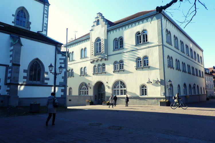 Radolfzell am Bodensee: Rathaus