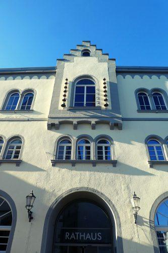 Radolfzell am Bodensee: Rathaus mit Glockenspiel