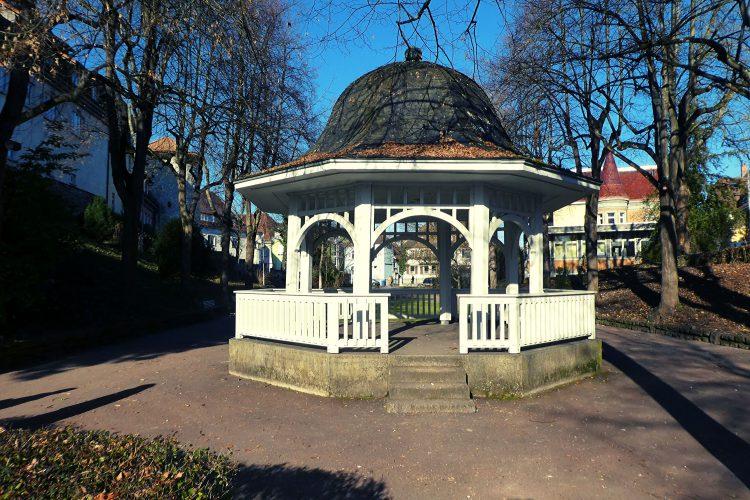 Musikpavillon im Radolfzeller Stadtgarten