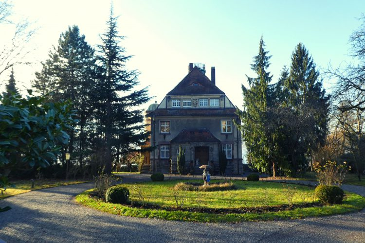 Radolfzell am Bodensee: Villa Wolf