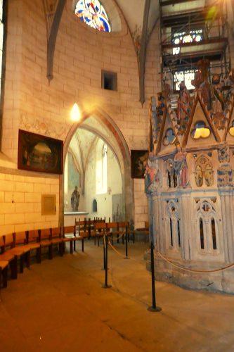 Lieblingsorte in Konstanz: Mauritiusrotunde im Konstanzer Münster