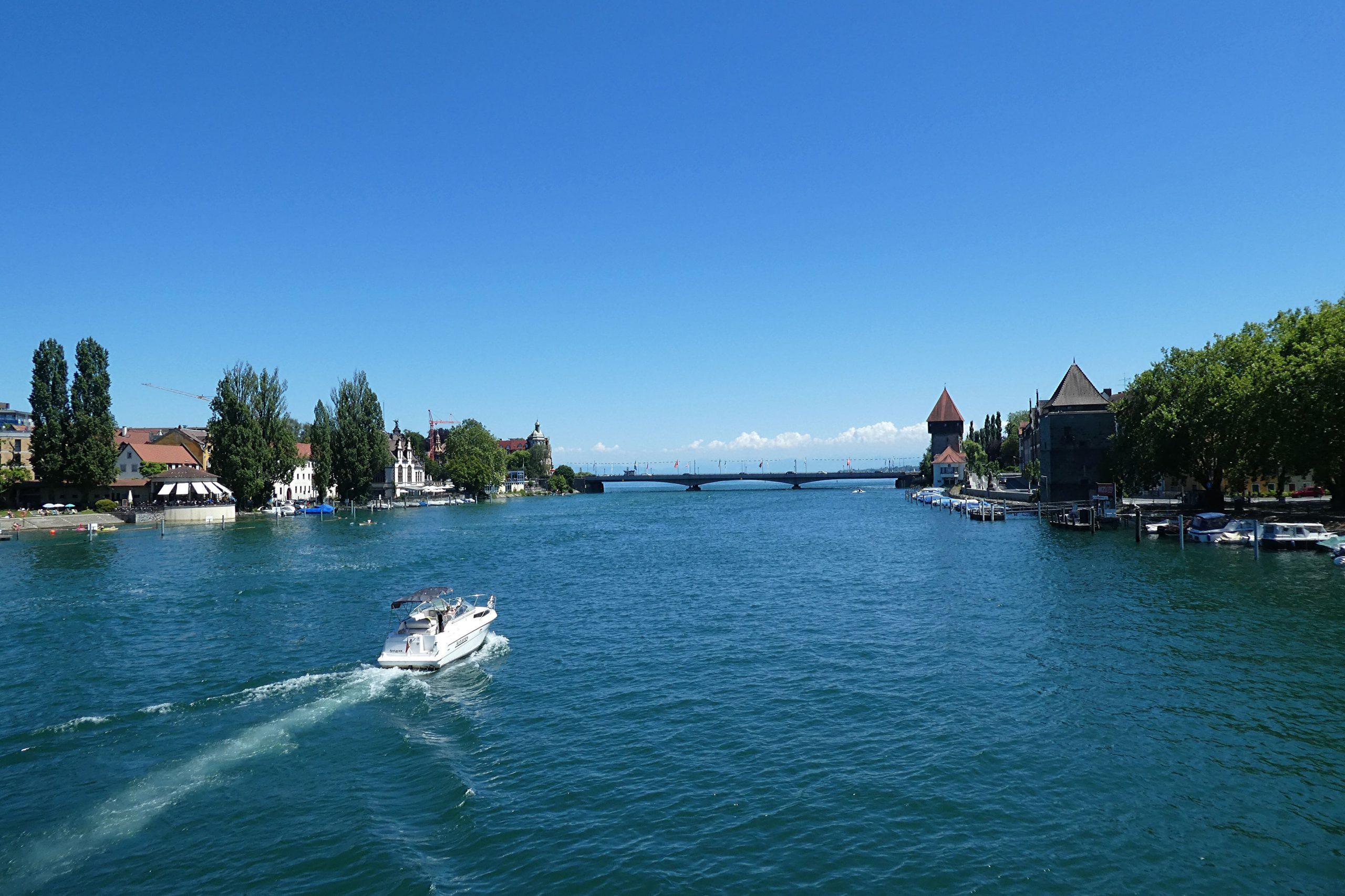 Lieblingsorte in Konstanz: Seerhein