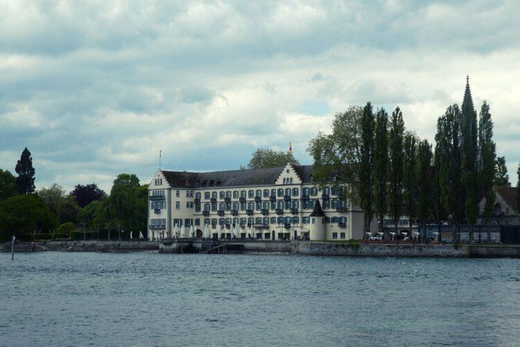 Konzil von Konstanz: Inselhotel