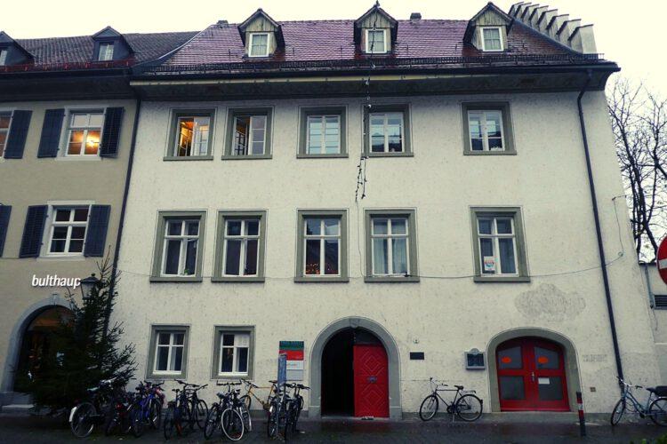 Wohnhaus Ellenrieder