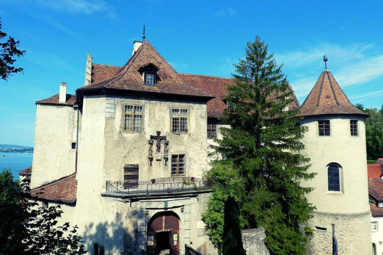 Sehenswürdigkeiten in Meersburg:: Die Meersburg