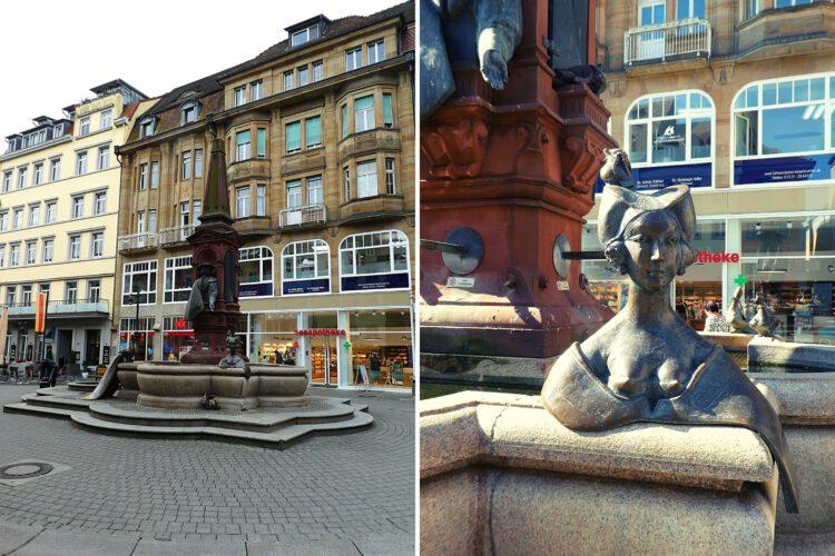 Konstanz Kaiserbrunnen