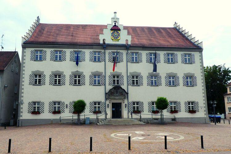 Tettnang: Altes Schloss