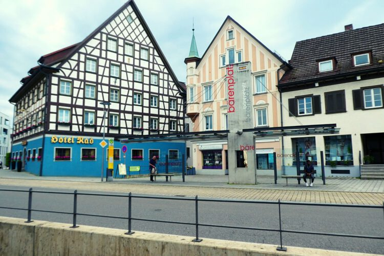 Tettnang: Bärenplatz