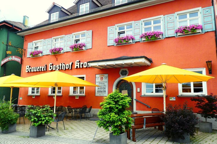 Brauerei Gasthof Krone