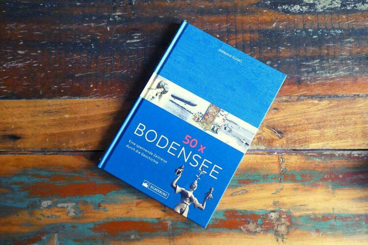 Bodensee Bücher: Gügel, 50x Bodensee